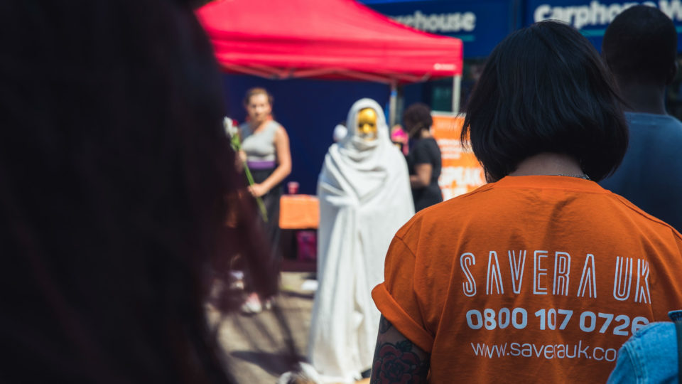 Savera UK hold public event to raise awareness about honour based abuse