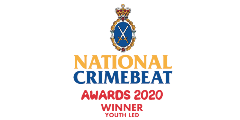 Savera UK Youth Winner of Youth Led National Crimebeat Awards
