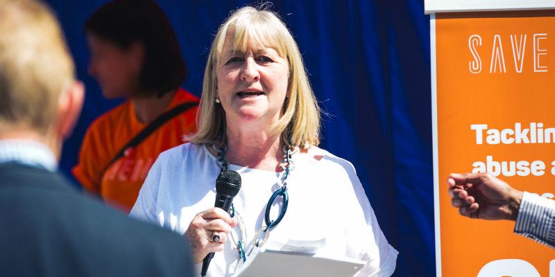 Savera UK Chair, Aislinn O'Dwyer: I #ChooseToChallenge...