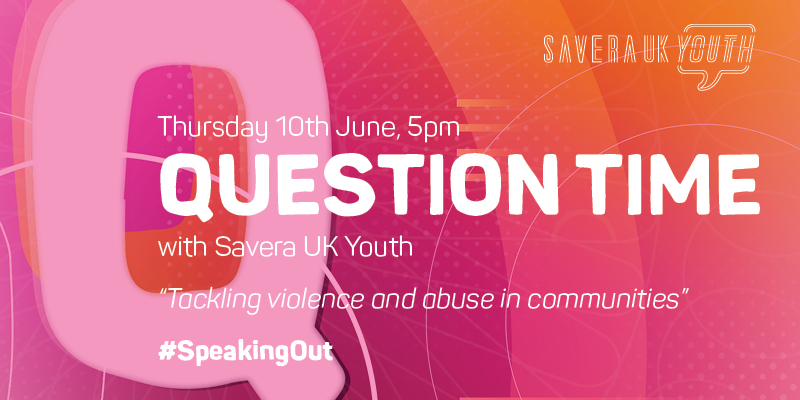 EVENT | Question Time with Savera UK Youth