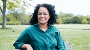 Afrah Qassim, Founder and CEO of Savera UK