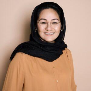 Campaigner Shirin Musa